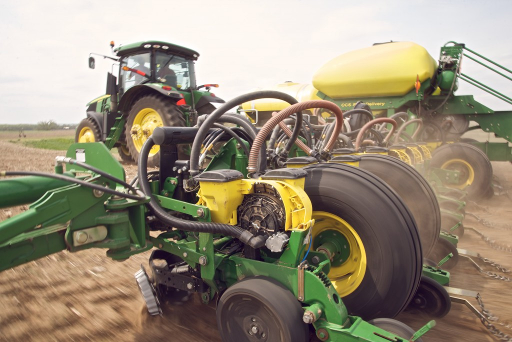 Precision Ag Farming